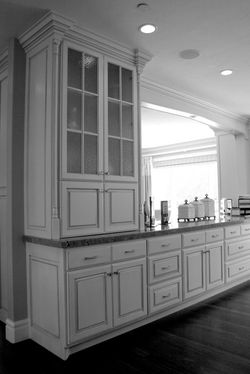 ER KITCHEN 1 S AND J CABINETS