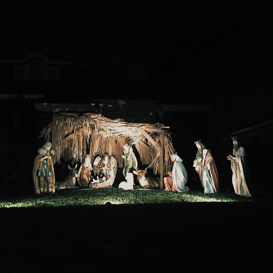 Day 81: The Nativity