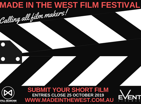SUBMIT YOUR FILM TO MADE IN THE WEST 2019