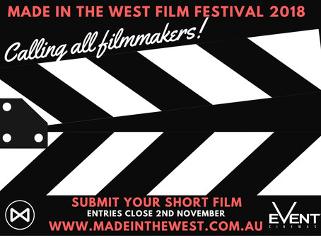 SUBMIT YOUR FILM: MADE IN THE WEST FILM FESTIVAL