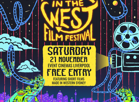 Made in the West announces DOUBLE cinema screening!
