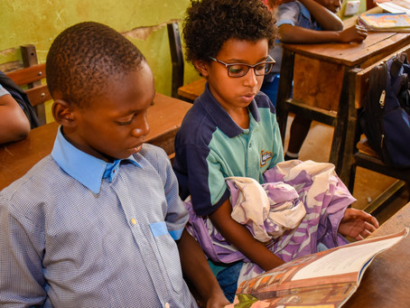 3rd Grade Kado School Visit