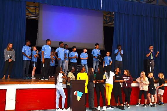 School Spirit Assembly