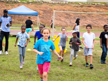 Elementary School Field Day