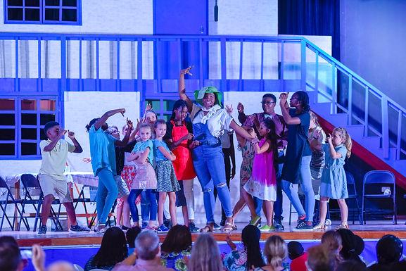 Mamma Mia Production