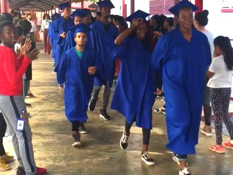 Class of 2019 - Graduation Walk