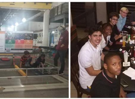 HS Robotics team returns from South Africa