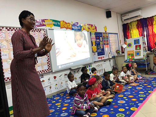 Pre-K Readers and Writers Celebration