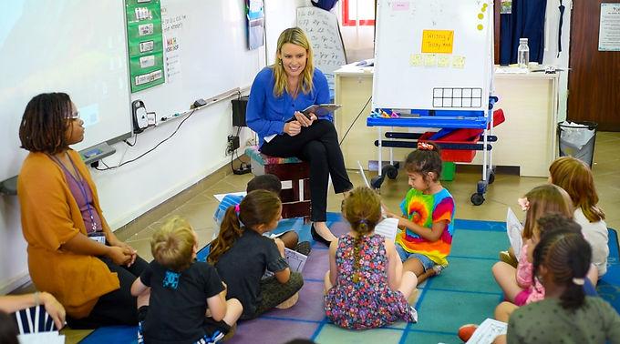 K-8 Literacy Consultant