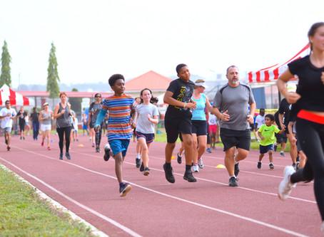 AISA Run/Walk