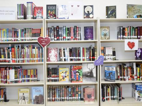 LMC Receives New Books