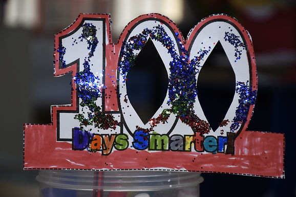 100th Day Early Childhood Celebration