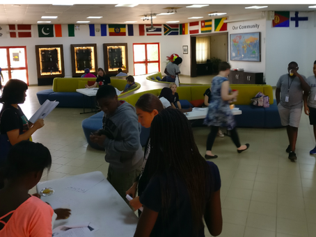 Grades 6 and 7 Writing Celebrations