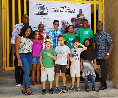 Abuja Inter-School Chess Competition