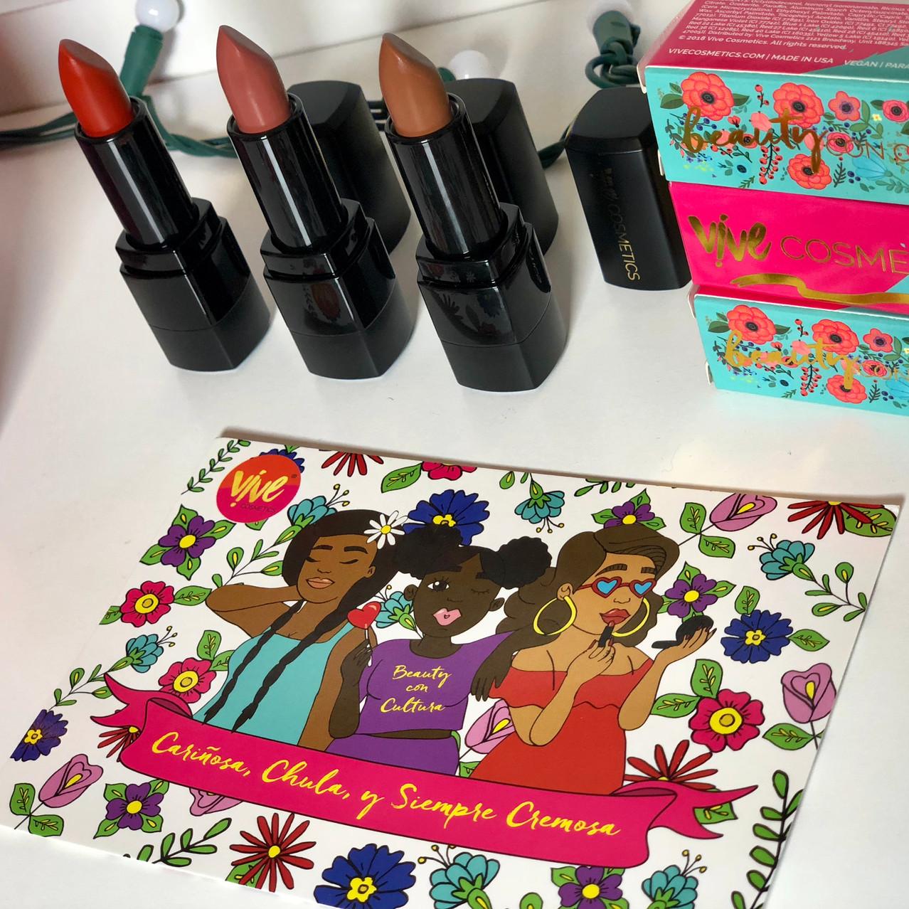 Vive Cosmetics_ Cremosa