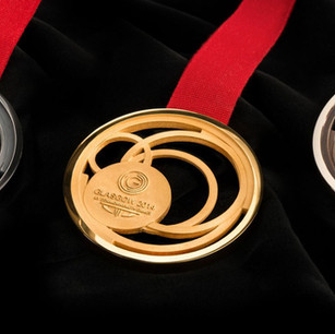 2014 Glasgow Commonwealth Games Medals