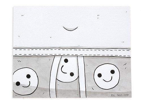 'Happy Chones' by RAÚL PARDO
