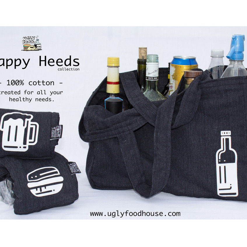 happy heeds cotton market bags