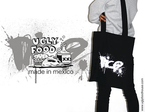 NICE- Tote bag by Ugly Food