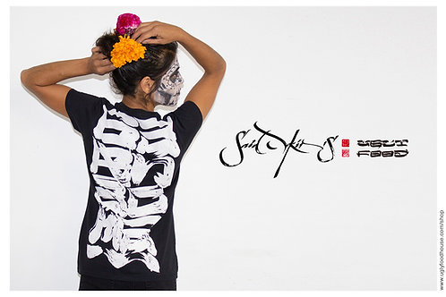'GARNACHA' T-shirts by Said Dokins x Ugly Food House
