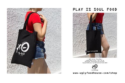 'Play Dirty' Tote bag