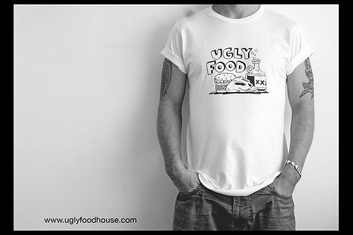 'Ugly Food House' T- Shirt by UGLY FOOD