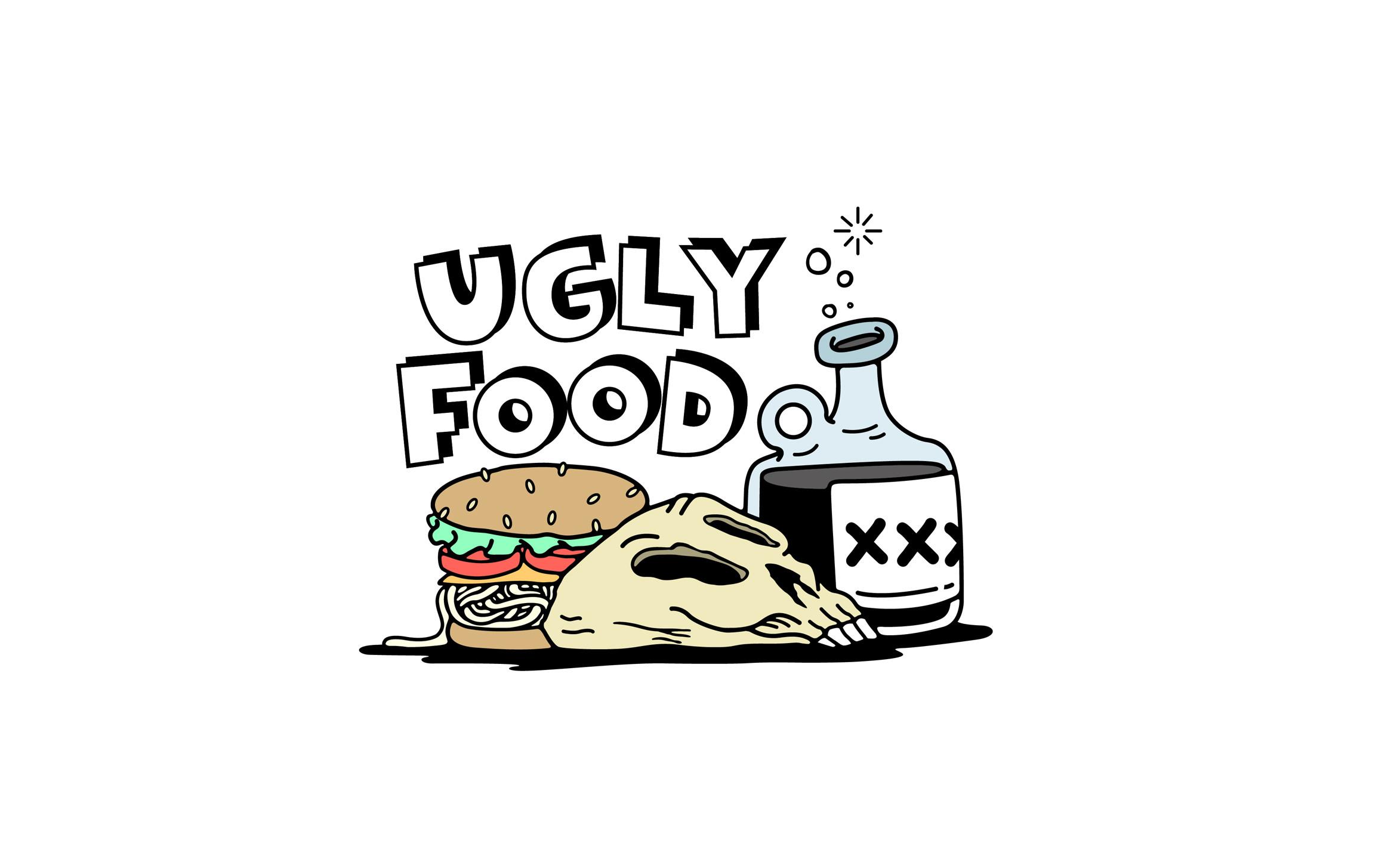 UGLYFOOD_Logo Final 1 copy copy