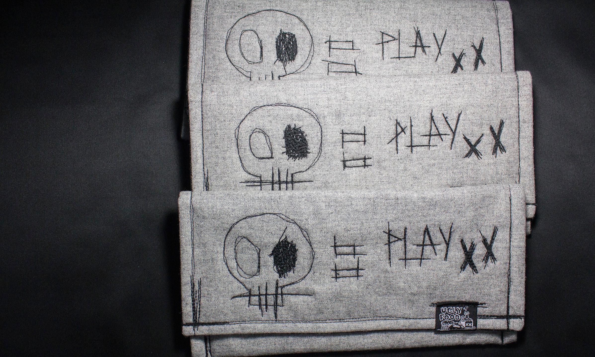 PLAY ISSOUL FOUL clasp bag SOUL x3 versi
