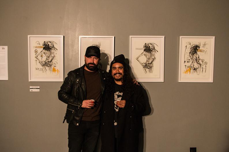 Daniel Blanco & Satterugly