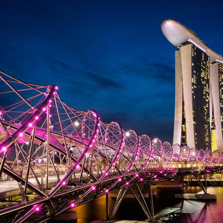 Why Singapore is a Good Base for Establishing Financial Treasury Centers