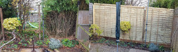 JH Exterior Service fencing service in Exeter
