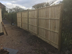 JH Exterior Service fencing service in woodbury, Exeter