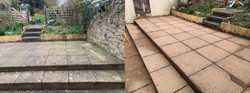 patio clean in ottery st mary, EastDevon