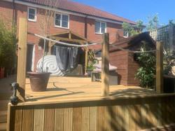 Decking service in Cranbrook, Exeter