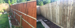 JH Exterior Service fencing service in Newton Poppleford