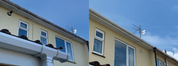 gutter cleaning in Ottery st mary