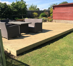 Decking service in Feniton