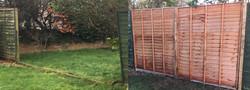 JH Exterior Service fencing service in Rockbeare