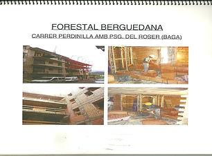 4.500 m2 de gero, 3.750 m2 de mahó i 750 m2 de fals sostres de guix laminat.