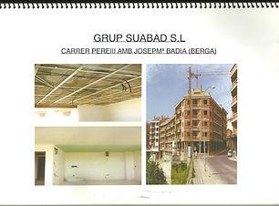 7.000 m2 de subministre i col·locació de fals sostres de cartró-guix.