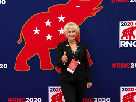 Kathy Berden, Republican National Committee Woman