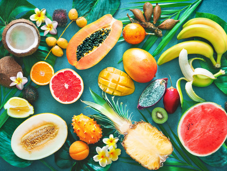 Caribbean Fruits & Vegetables - the best edibles!