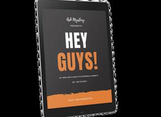 Hey Guys! by Mystery