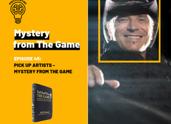 Mystery Interviewed on Preconceived Podcast