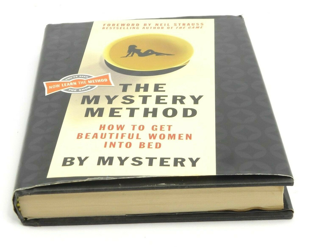 The Mystery Method (book cover)