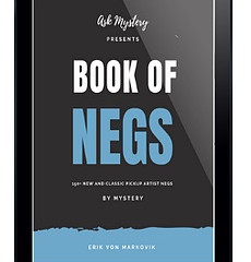 Book of Negs by Mystery