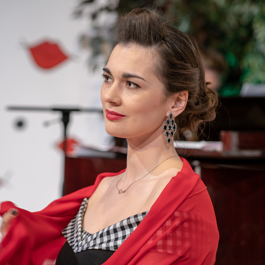Magda Szczepanek - fot. Paweł Olszacki A