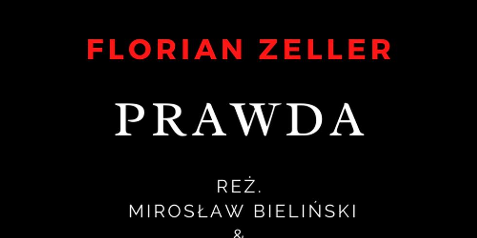 3 LIP. 19:00 PRAWDA | Florian Zeller