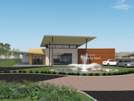 Hawks Nest Lifestyle Village Project - Planning Commenced