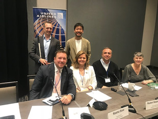 Aware presents at Universal Access in Airports 2018 Conference